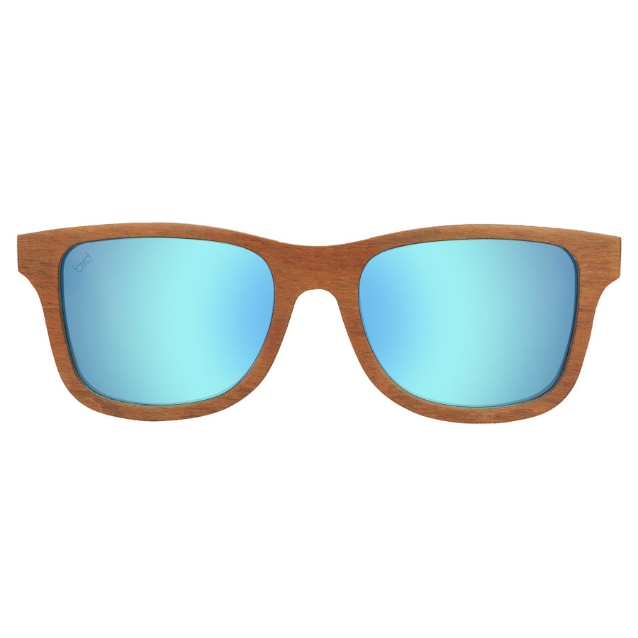 PETREL-BLUE-Bird-Sunglasses-Front