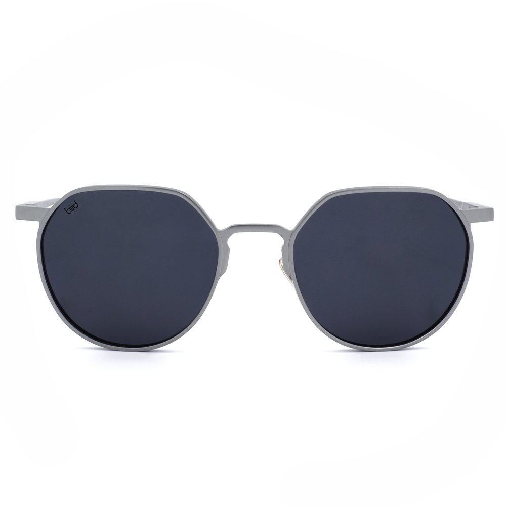 VEGA-Silver-front-Satellite-Bird-Sunglasses
