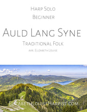 Load image into Gallery viewer, Auld Lang Syne (Beginner)
