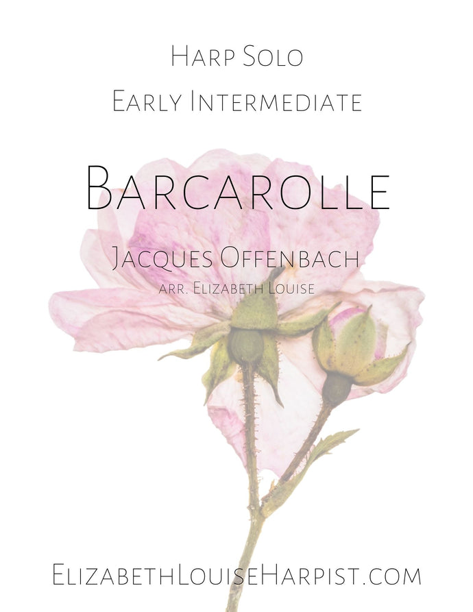 Barcarolle (Early Intermediate)