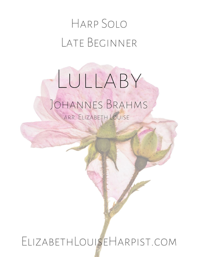 Brahms' Lullaby (Late Beginner)