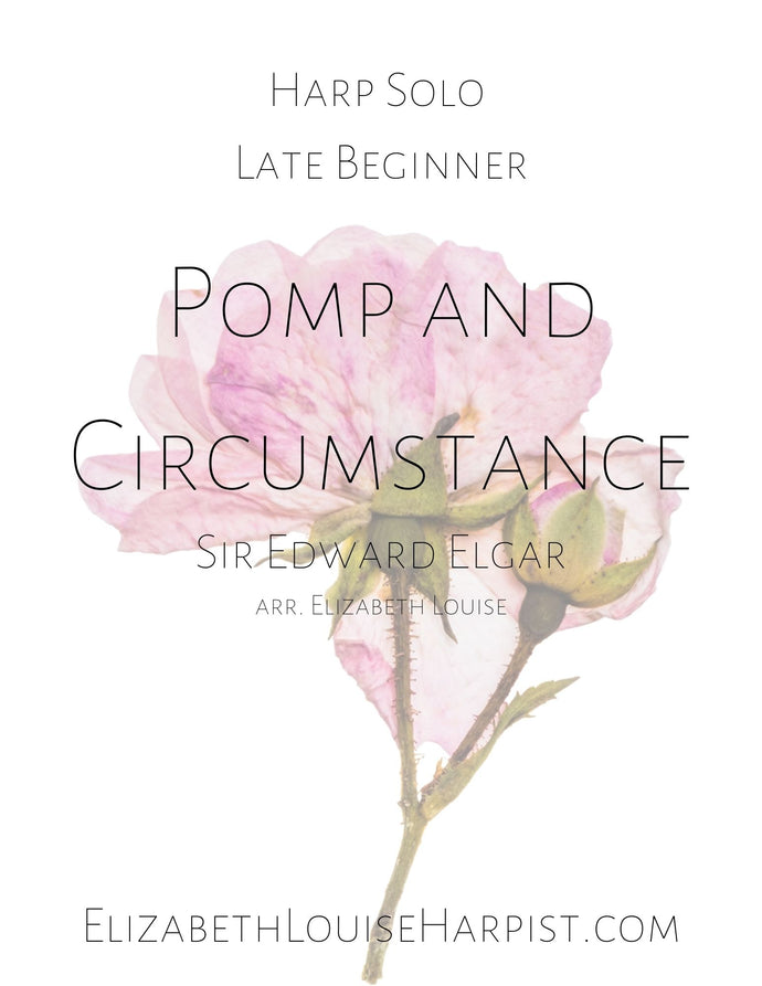 Pomp and Circumstance (Late Beginner)