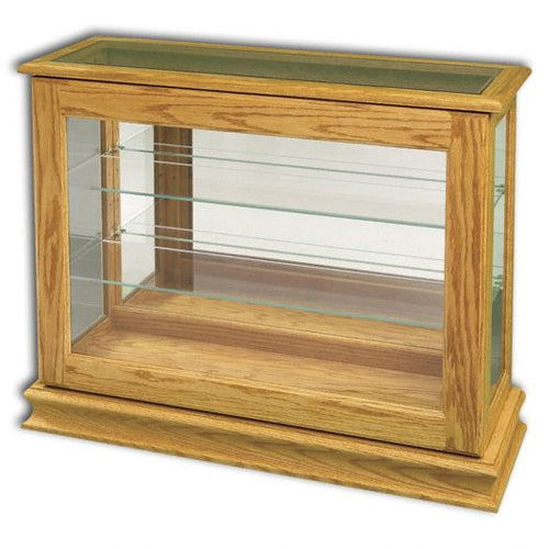 Amish USA Made Handcrafted Small Console w- Sliding Door sold by Online Amish Furniture LLC