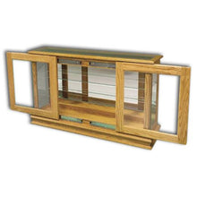 Load image into Gallery viewer, Amish USA Made Handcrafted Large Console w- Sliding Door sold by Online Amish Furniture LLC
