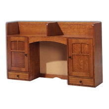 Load image into Gallery viewer, Amish USA Made Handcrafted Rivertowne 2077 Desk sold by Online Amish Furniture LLC