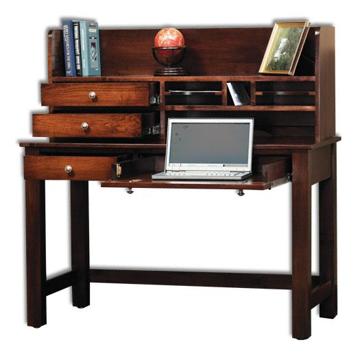 Amish USA Made Handcrafted Rivertowne 2072 Desk sold by Online Amish Furniture LLC