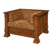 Load image into Gallery viewer, Amish USA Made Handcrafted Diamond Chair sold by Online Amish Furniture LLC
