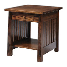 Load image into Gallery viewer, Amish USA Made Handcrafted Country Mission 4575 Occasional Tables sold by Online Amish Furniture LLC