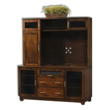 Load image into Gallery viewer, Amish USA Made Handcrafted Urban Entertainment Center sold by Online Amish Furniture LLC