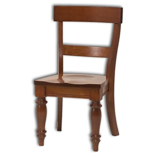 Amish USA Made Handcrafted Harvest Chair sold by Online Amish Furniture LLC