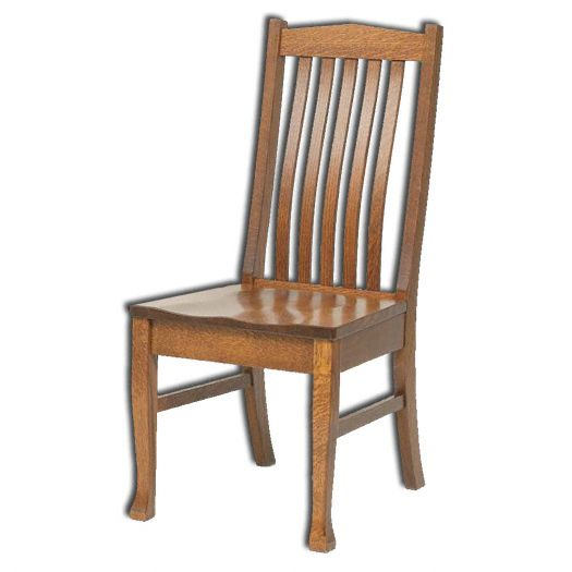Amish USA Made Handcrafted Heritage Chair sold by Online Amish Furniture LLC