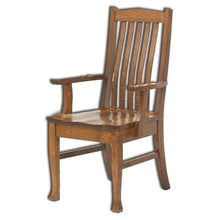 Load image into Gallery viewer, Amish USA Made Handcrafted Heritage Chair sold by Online Amish Furniture LLC