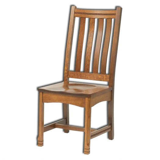 Amish USA Made Handcrafted West Lake Chair sold by Online Amish Furniture LLC