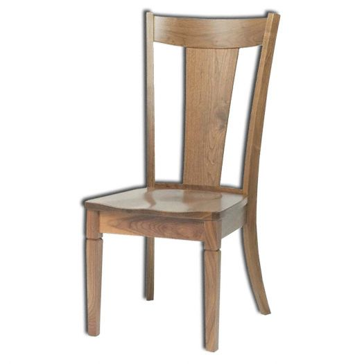 Amish USA Made Handcrafted Parkland Chair sold by Online Amish Furniture LLC