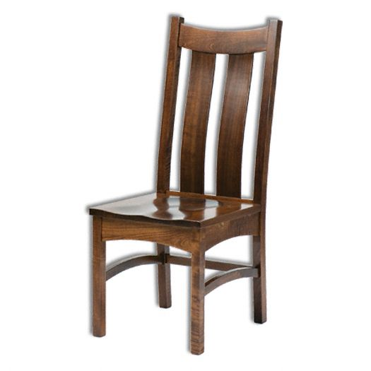 Amish USA Made Handcrafted Country Shaker Chair sold by Online Amish Furniture LLC