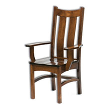 Load image into Gallery viewer, Amish USA Made Handcrafted Country Shaker Chair sold by Online Amish Furniture LLC