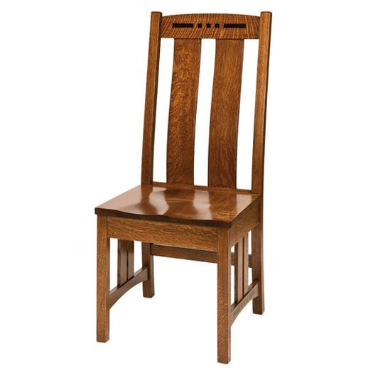 Amish USA Made Handcrafted Colebrook Chair sold by Online Amish Furniture LLC