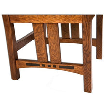 Load image into Gallery viewer, Amish USA Made Handcrafted Colebrook Chair sold by Online Amish Furniture LLC