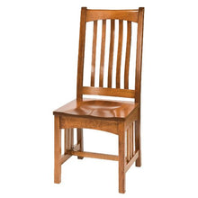 Load image into Gallery viewer, Amish USA Made Handcrafted Elridge Chair sold by Online Amish Furniture LLC