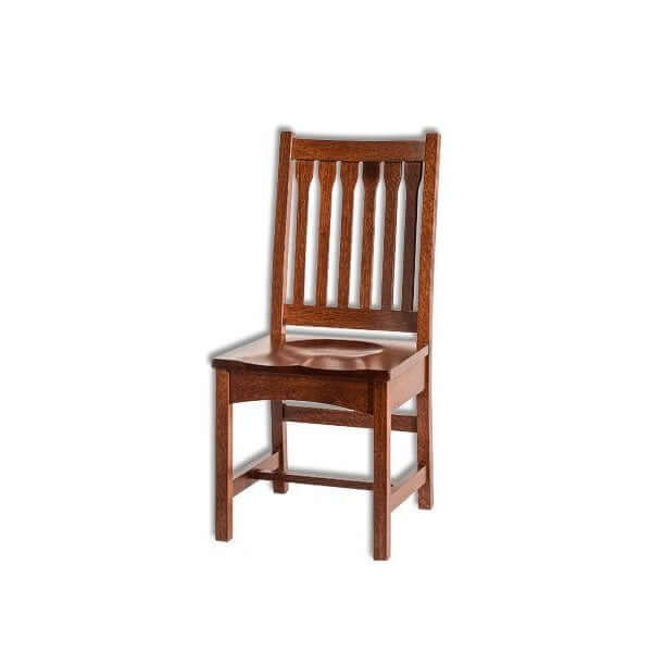 Amish USA Made Handcrafted Buchanan Chair sold by Online Amish Furniture LLC