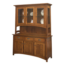Load image into Gallery viewer, Amish USA Made Handcrafted Colbran Hutch sold by Online Amish Furniture LLC
