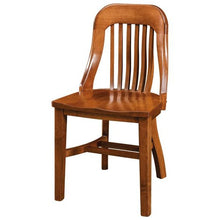 Load image into Gallery viewer, Amish USA Made Handcrafted Courthouse Chair sold by Online Amish Furniture LLC