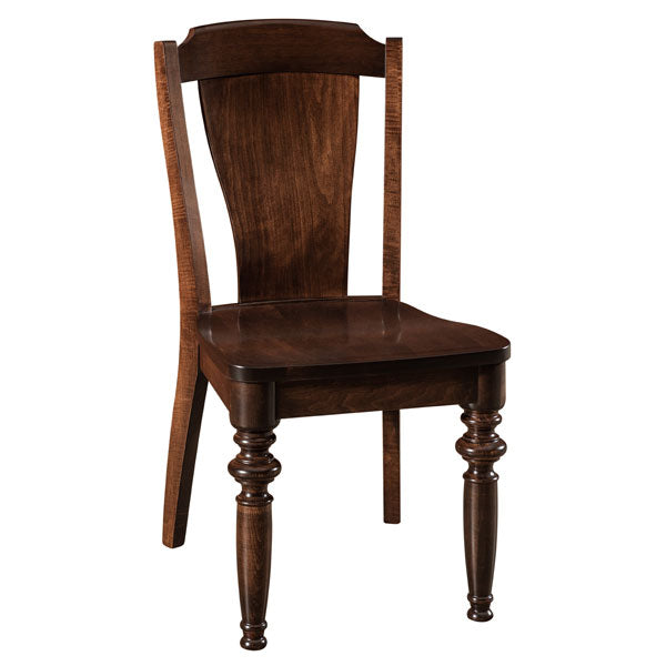 Amish USA Made Handcrafted Cumberland Chair sold by Online Amish Furniture LLC