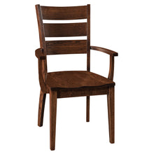 Load image into Gallery viewer, Amish USA Made Handcrafted Damon Chair sold by Online Amish Furniture LLC