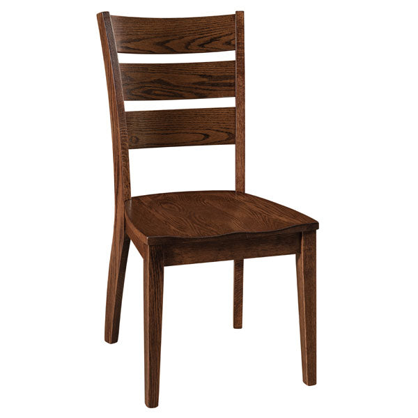 Amish USA Made Handcrafted Damon Chair sold by Online Amish Furniture LLC