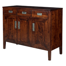 Load image into Gallery viewer, Amish USA Made Handcrafted Fayette Sideboard sold by Online Amish Furniture LLC