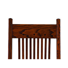 Load image into Gallery viewer, Amish USA Made Handcrafted Jumbo Royal Mission Rocker sold by Online Amish Furniture LLC