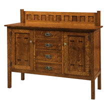 Load image into Gallery viewer, Amish USA Made Handcrafted Gettysburg Sideboards sold by Online Amish Furniture LLC