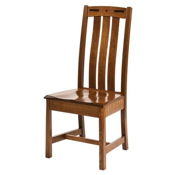 Amish USA Made Handcrafted Lavega Chair sold by Online Amish Furniture LLC