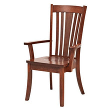 Load image into Gallery viewer, Amish USA Made Handcrafted Madison Chair sold by Online Amish Furniture LLC