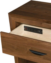 Load image into Gallery viewer, Caledonia 1-Drawer 2-Door Nightstand