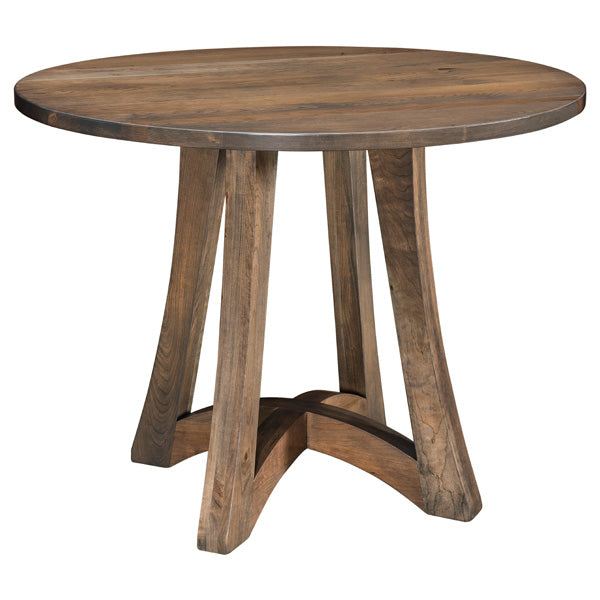 Amish USA Made Handcrafted Tifton Pub Table sold by Online Amish Furniture LLC