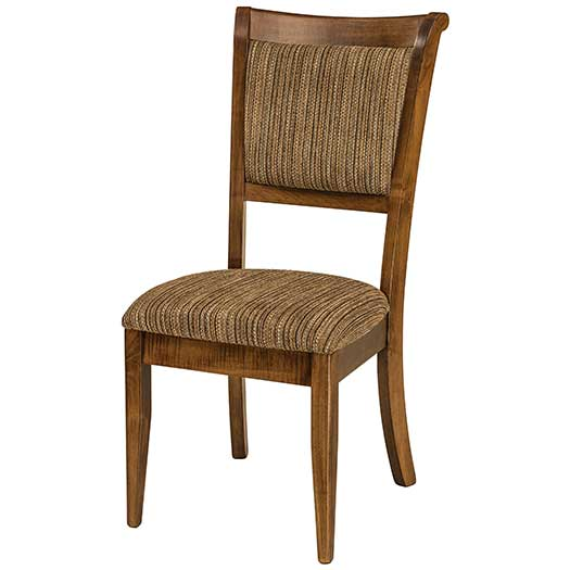 Amish USA Made Handcrafted Adair Chair sold by Online Amish Furniture LLC