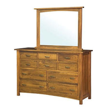 Load image into Gallery viewer, Amish USA Made Handcrafted Brooklyn Dressers sold by Online Amish Furniture LLC