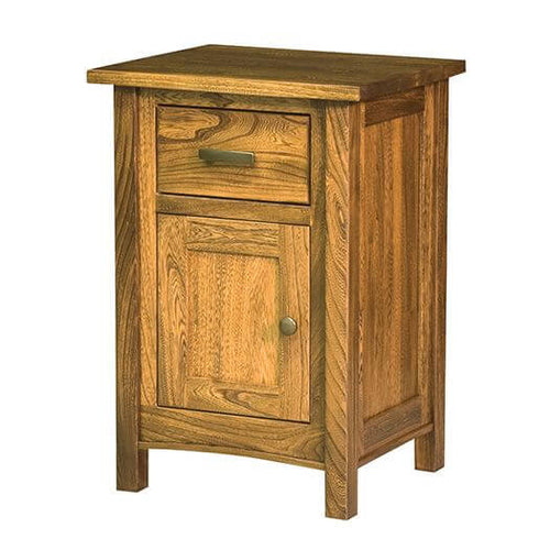 Amish USA Made Handcrafted Brooklyn Night Stand sold by Online Amish Furniture LLC