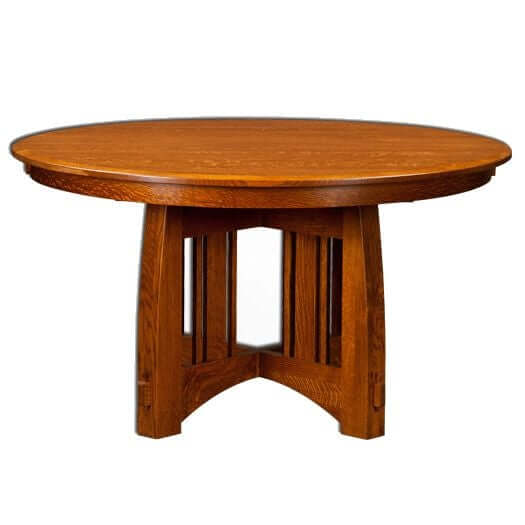 Amish USA Made Handcrafted Brookville Table sold by Online Amish Furniture LLC