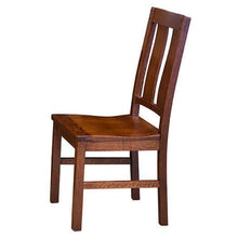Load image into Gallery viewer, Amish USA Made Handcrafted Brunswick Chair sold by Online Amish Furniture LLC