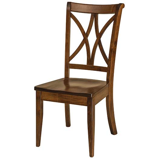 Amish USA Made Handcrafted Callahan Chair sold by Online Amish Furniture LLC