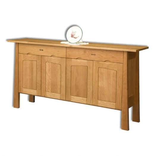 Amish USA Made Handcrafted Cameron Sideboard sold by Online Amish Furniture LLC