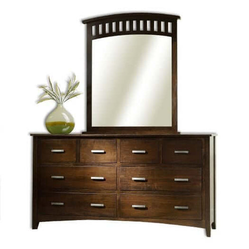 Amish USA Made Handcrafted Cambrai Mission Dresser sold by Online Amish Furniture LLC