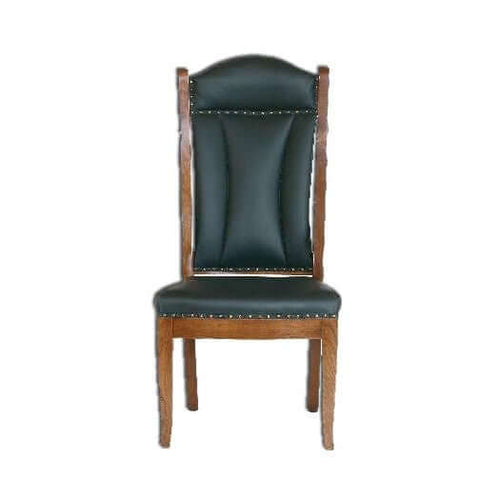 Amish USA Made Handcrafted Buckeye Client Chair sold by Online Amish Furniture LLC