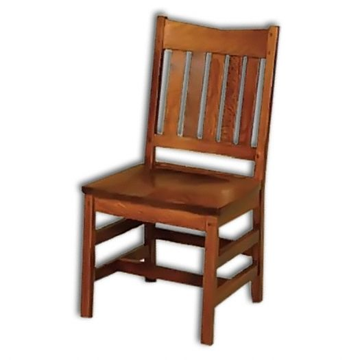 Amish USA Made Handcrafted Colbran Chair sold by Online Amish Furniture LLC