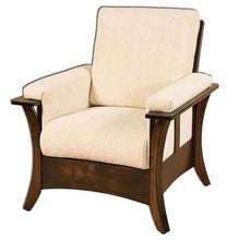 Load image into Gallery viewer, Amish USA Made Handcrafted Caledonia Chair sold by Online Amish Furniture LLC