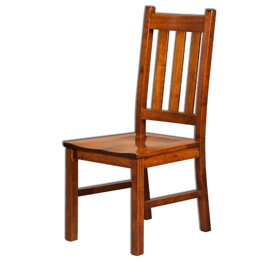 Amish USA Made Handcrafted Denver Chair sold by Online Amish Furniture LLC