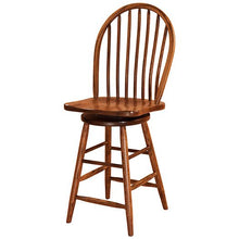 Load image into Gallery viewer, Amish USA Made Handcrafted Econo Bar Stool sold by Online Amish Furniture LLC