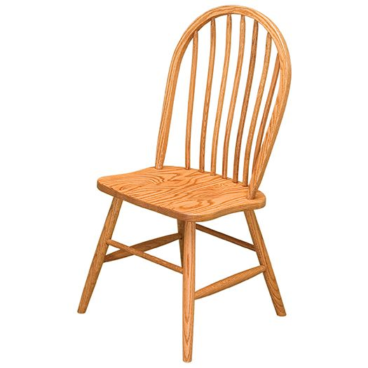 Amish USA Made Handcrafted Econo Chair sold by Online Amish Furniture LLC